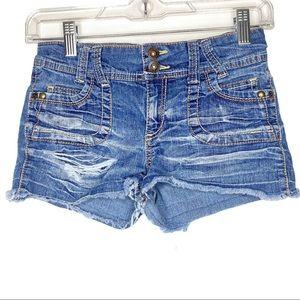 Kids Girl's Jordache Jean Shorts 25-3142AR Size 10